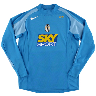 2004-05 Juventus Goalkeeper Shirt #1 L