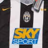 2004-05 Juventus Home Shirt *w/tags* XL