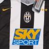 2004-05 Juventus Home Shirt *w/tags* S