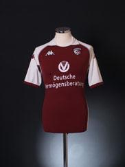 2004-05 Kaiserslautern Home Shirt M