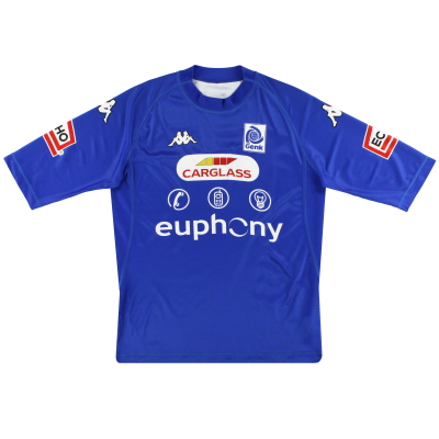 2004-05 KRC Genk Kappa Home Shirt M