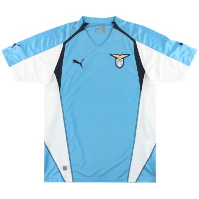 2004-05 Lazio Puma Home Shirt *Mint* L