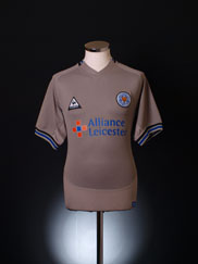 2004-05 Leicester '120 Years' Third Shirt M