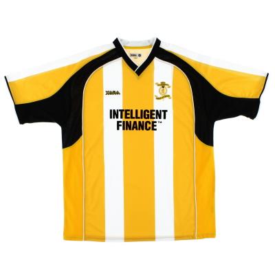 2004-05 Livingston Xara Home Shirt S