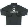 2004-05 Manchester United Nike 1/2 Zip Training Top *Mint* M