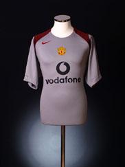 2004-05 Manchester United Nike Training Shirt L