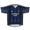2004-05 Newcastle Away Shirt Jenas #7  XL
