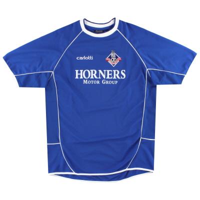 2004-05 Oldham Carlotti Home Shirt M