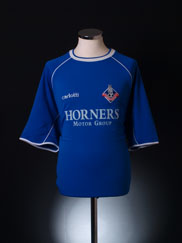 2004-05 Oldham Home Shirt XL