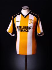 2004-05 Other Scottish ClubsAway Shirt *BNWT* M