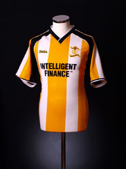 2004-05 Other Scottish ClubsHome Shirt M