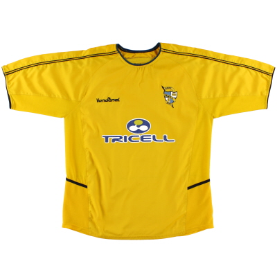 2004-05 Port Vale Away Shirt XL