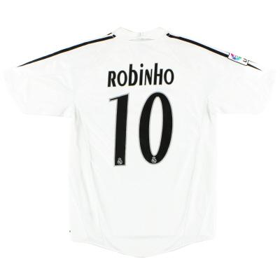Retro Real Madrid Shirt