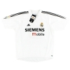 2004-05 Real Madrid Home Shirt Beckham #23 *w/tags* L