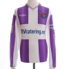2004-05 Real Valladolid Home Shirt Castillo #19 L/S XL