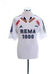 2004-05 Rosenborg Home Shirt *Mint* M