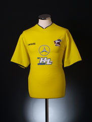 2004-05 Scunthorpe Away Shirt M