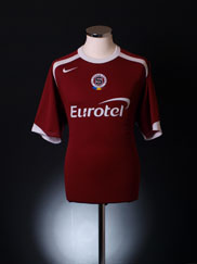 2004-05 Sparta Prague Home Shirt S