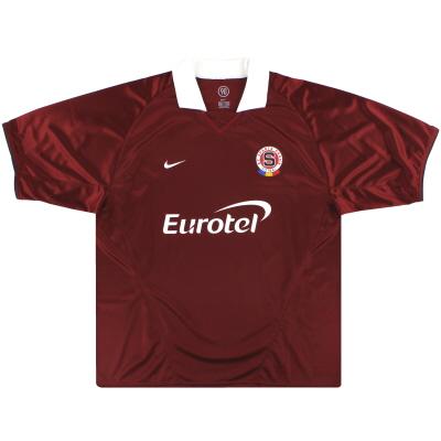 Sparta Praha  home shirt (Original)