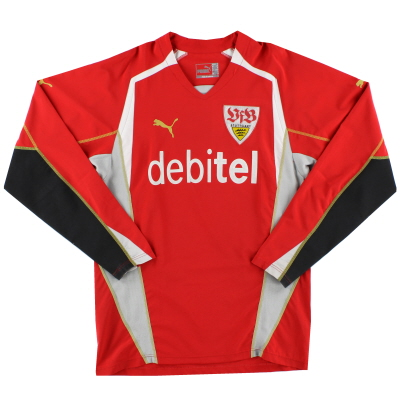 2004-05 Stuttgart Goalkeeper Shirt S