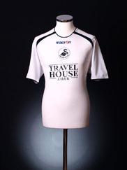 2005-06 Swansea City Home Shirt *Mint* XXL