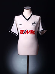 2004-05 Swansea City 'Vetch Field' Home Shirt L