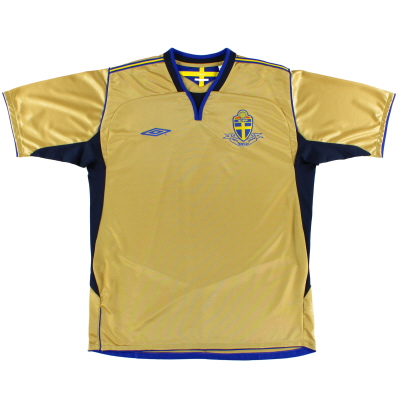 2004-05 Sweden Centenary Shirt