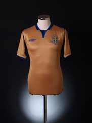 2004-05 Sweden Centenary Third Shirt S