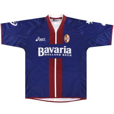 2004-05 Torino Third Shirt S