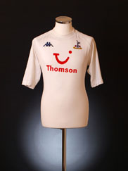 2004-05 Tottenham Home Shirt L