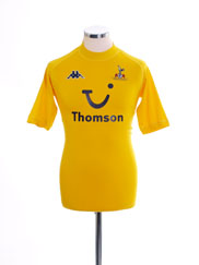 2004-05 Tottenham Third Shirt S