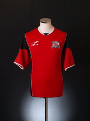 2004-05 Trinidad & Tobago Home Shirt L