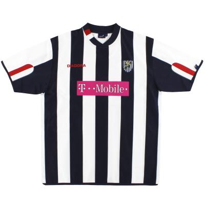 2004-05 West Brom Diadora Home Shirt XL