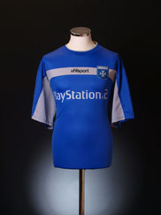 2004-06 Auxerre Away Shirt XL