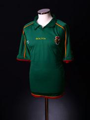 2004-06 Bolivia Home Shirt *As New* L