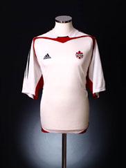 2004-06 Canada Away Shirt M