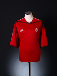 2004-06 Canada Home Shirt XL