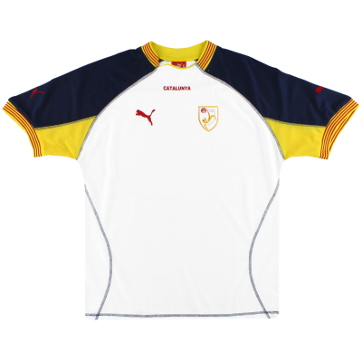 2004-06 Catalunya Puma Away Shirt L