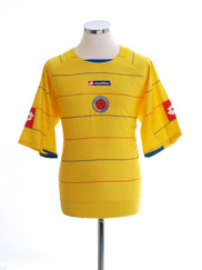 2004-06 Colombia Home Shirt L