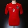 2004-06 England Away Shirt Rooney #9 M