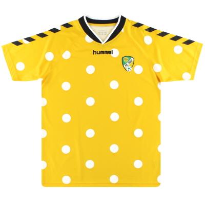 2004-06 FC Zulu Hummel Home Shirt L