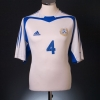 2004-06 Finland Home Shirt Hyypia #4 M
