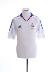 2004-06 France Away Shirt M