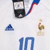2004-06 France Away Shirt Zidane #10 *BNWT* M