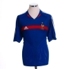 2004-06 France Home Shirt Zidane #10 M