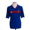 2004-06 France Home Shirt Zidane #10 L