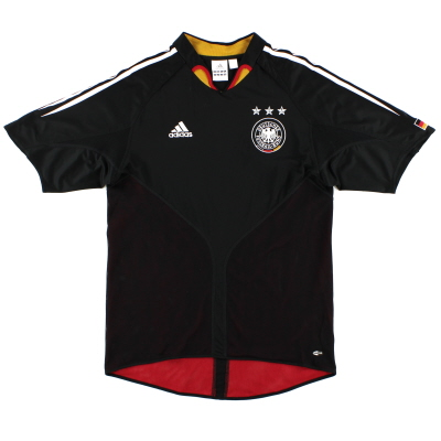 2004-06 Germany adidas Away Shirt M