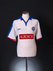 2004-06 Hajduk Split Home Shirt L