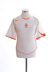 2004-06 Holland Away Shirt S