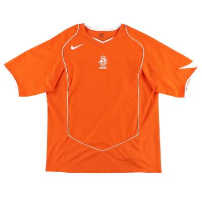 2004-06 Holland Home Shirt XL.Boys